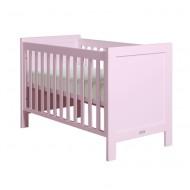 Bopita Babyflex Babybett Finn 60x120cm rosa