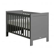 Bopita Babyflex Babybett Finn 60x120cm deep grey