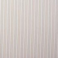 "Casadeco ""Douce Nuit"" Stoff Streifen beige-grau"