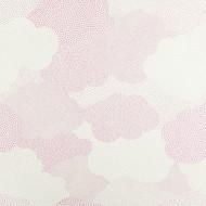 Casadeco Arc en Ciel Tapete Wolken rosa