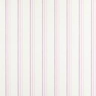 Casadeco Arc en Ciel Tapete Streifen rosa-lila-pink