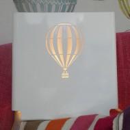 Molight Series Tischleuchte Ballon in weiß