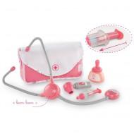 5-teiliges Set Baby Arztkoffer in rosa von Corolle
