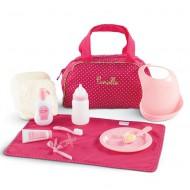 12-teiliges Set Baby Accessoires in pink von Corolle