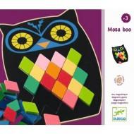 Djeco Erstes Lernen Mosaik Mosa Boo