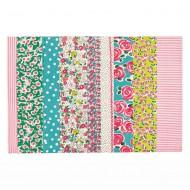 Designers Guild Teppich Daisy Stripe Peony 120x170cm