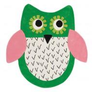 Designers Guild Teppich Little Owl 140x140cm