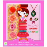 Djeco Perlenset: Ohh, Beads! Perlen und Schleifen