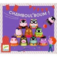 Djeco Dosenwerfen Chamboul Boum
