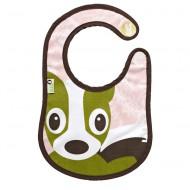 SillyU Lätzchen Skunk in rosa