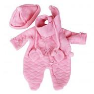 Winteroutfit für Puppen 30-33cm
