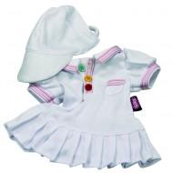 Tennisbekleidung für Puppen 45-50cm