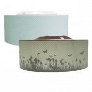 Juul Design Deckenlampe Silhouette Butterfly Ø 35cm
