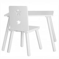Kids Concept Tisch Star weiß