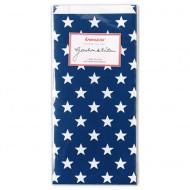 Krima&Isa Papiertüten in dunkelblau mit Sternen