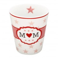 Krasilnikoff Happy Mug MOM