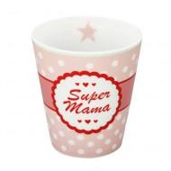 Krasilnikoff Happy Mug Super Mama