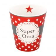 Krasilnikoff Happy Mug Super Oma