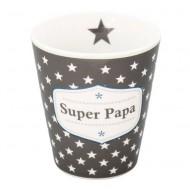 Krasilnikoff Happy Mug Super Papa