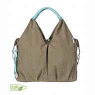 Lässig Neckline Bag Taupe