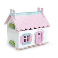 Le Toy Van kleines Puppenhaus aus Holz