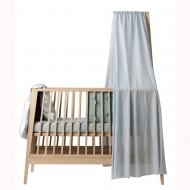Linea by Leander Stoffhimmel für Babybett in Misty Blue