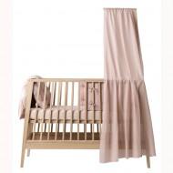 Linea by Leander Stoffhimmel für Babybett in Soft Pink