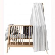 Linea by Leander Stoffhimmel für Babybett in weiß