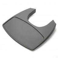 Leander Tray Tablett für Hochstuhl in grau