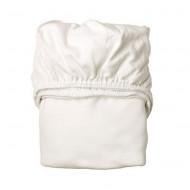 Leander 2er-Set Laken in weiß in 60x120cm