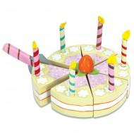 Le Toy Van Vanillekuchen zum Teilen