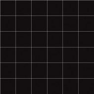 Lilipinso Vliestapete schwarz mit weißen Karos