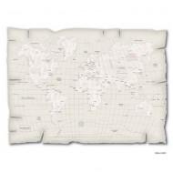Lilleby großes Wandbild Weltkarte