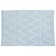 Lorena Canals waschbarer Teppich Hippie blau 120x160cm