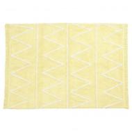 Lorena Canals waschbarer Teppich Hippie gelb 120x160cm