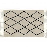 Lorena Canals waschbarer Teppich Berber Classics in beige 140x200cm