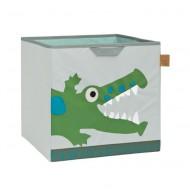 Lässig Aufbewahrungsbox Little Tree Krokodil