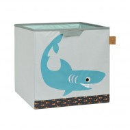 Lässig Aufbewahrungsbox Little Tree Hai