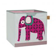 Lässig Aufbewahrungsbox Wildlife Elefant