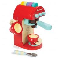Le Toy Van Kaffeemaschine aus Holz