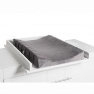 Bopita Manhatten Wickelaufsatz Breite 55cm White Gloss