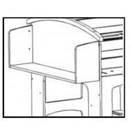 Regal für Wohnwagen Etagenbett von Mathy-by-Bols in vielen Farben