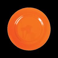 Rice Melaminteller Ø 20cm in orange