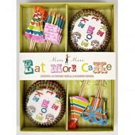 Meri Meri Cupcake-Set Happy Birthday