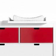 Bopita Mix&Match Wickelaufsatz 55cm in weiß - nur für Kommode LUXE 23704611