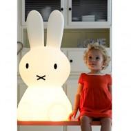 MrMaria Lampe Miffy XL - Höhe 80cm