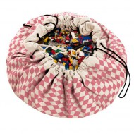 Play&Go Aufbewahrungssack Storage Bag in Diamond Rose