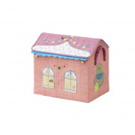 Rice Spielzeugkorb Schloss Größe S