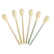 Rice Löffel-Set lang 'Pastell'