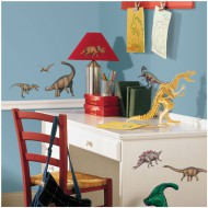 RoomMates Wandsticker Dinosaurier